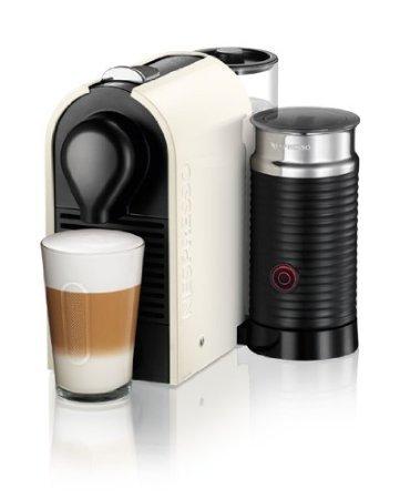 Nespresso UMilk+Aeroccino pure cream Kaffee-Kapselmaschine Saturn Online 149 Euro