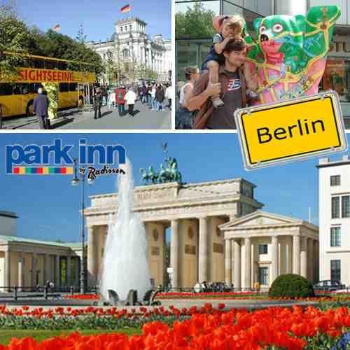 3 Tage Städtereise Berlin ins 4**** Park Inn by Radisson Berlin City West
