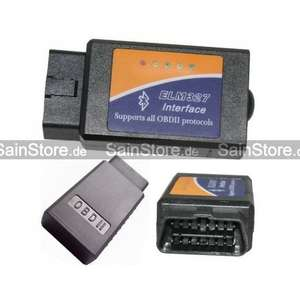 ELM327 Software USB Plastic OBD2 II Can-Bus Kfz Diagnose Scanner Werkzeug V1.4