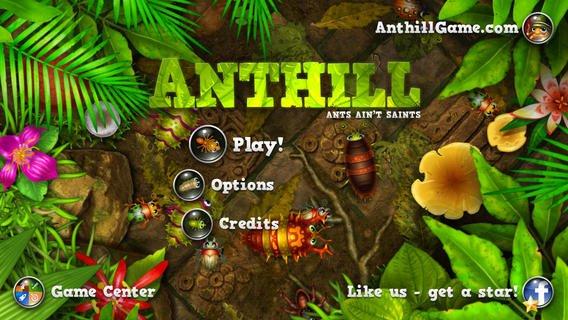 Anthill kostenlos statt 1,79 Euro (Tower Defense Spiel für iPhone und iPad)