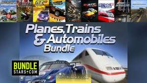 [Bundle Stars] Planes, trains and automobiles Bundle für €3,53