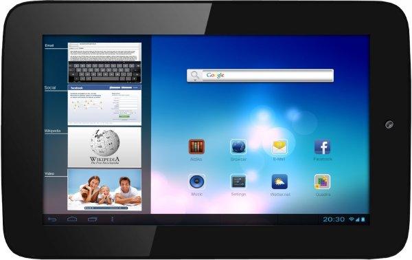 """Odys Aviator ultra slim, gut ausgestattetes 7"""" Tablet für 89,00 € @amazon.de"""