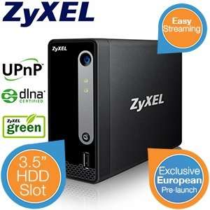 Zyxel NSA310S One-Bay Media Server