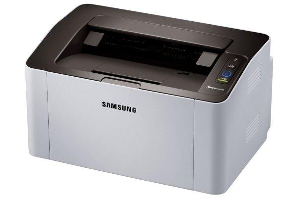 Samsung XPRESS-M2022 - S/W Laserdrucker (1200 dpi,USB) für 62,89€ @ Notebooksbilliger