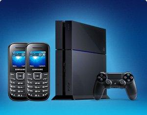 [GetMobile] PS4 vor Weihnachten mit Talkline Telekom Extra Duo