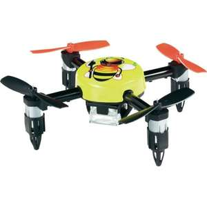 Reely MiniCopter MC 120 RTF für 39,95€ - RC Quadrocopter