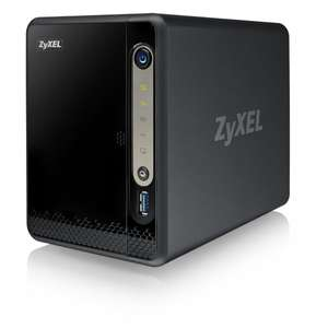 Zyxel NSA325v2 NAS-Server (2-Bay, SATA III, 1x Ethernet, USB 3.0)  [UPDATE]