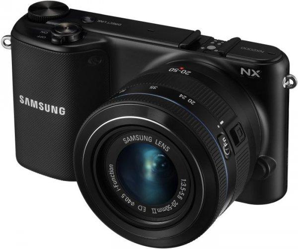 Samsung NX2000 Kit 20-50 mm für 319€