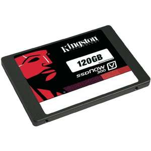 Kingston V300 120gb 64,95 Euro + 5% Qipu (nicht im Dealpreis)