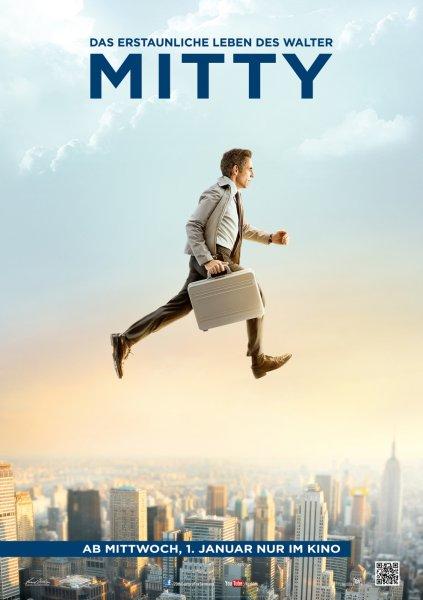 """Fast kostenlos ins Kino zu """"Das erstaunliche Leben des Walter MITTY"""""""