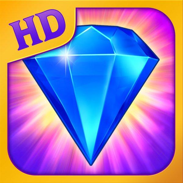 Bejeweled samt HD Version kostenlos für iPhone und iPad