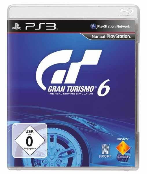 Gran Turismo 6 für 49,00€ bei Amazon mit Facebook-Aktion