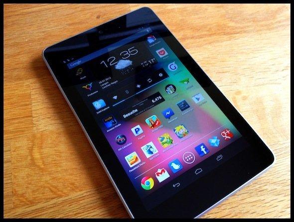 Nexus 7 32 GB Für 169 Euro