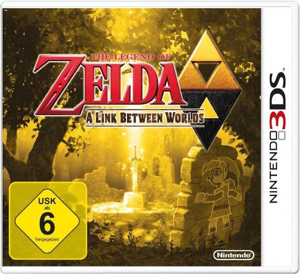 Nintendo 3DS The Legend of Zelda: A Link Between Worlds | 31,29€ inkl. Versand