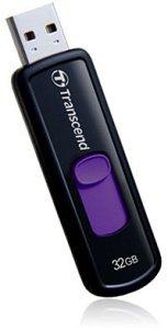 Transcend JetFlash 500 32GB USB-Stick 2.0 für 11€ inkl Versand