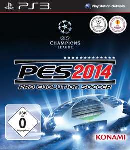 [amazon.de] PES 2014 - PS3 - 22,99€ inkl VSK