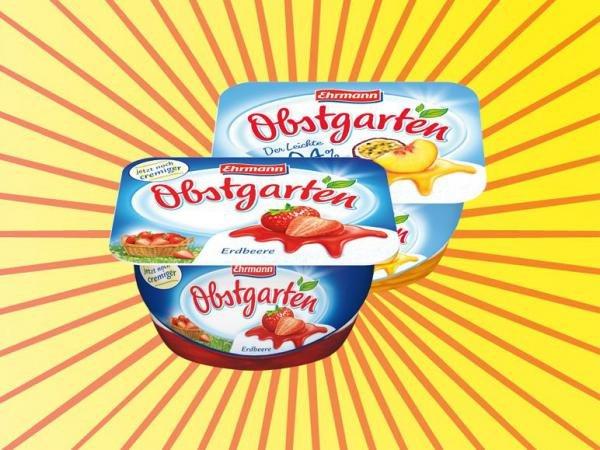 (LOKAL) Obstgarten Quarkzubereitung 125 g Becher bei Kaufland Landshut vom 5. bis 7.12.2013 für 0,19 Euro