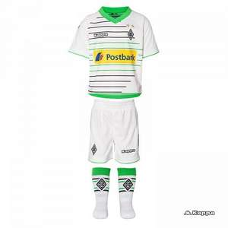 KLEINKINDER-TRIKOTKIT 2013/14 von Borussia Mönchengladbach