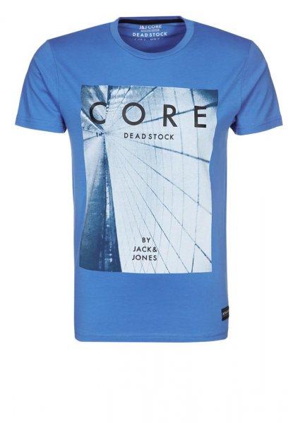 Jack & Jones T-Shirt Blau S-XXL