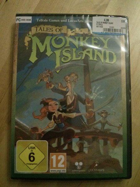 Media Markt Amberg: Tales of Monkey Island