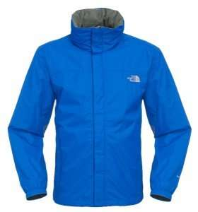 [DRESDEN] The North Face Resolve Nautical Blue Regenjacke