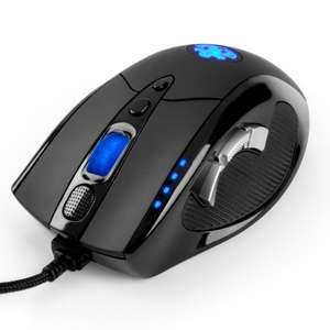 Anker® 8000 DPI High Precision Laser Gaming Maus Game Mouse