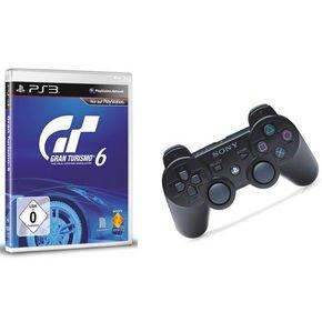 Gran Turismo 6 + Controller + DLC's für 69€ (mit facebook - amazon 10€ Gutschrift)