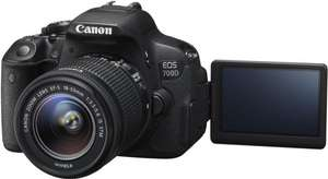Canon EOS 700D kit with 18-55mm IS STM Lens Digital SLR Camera