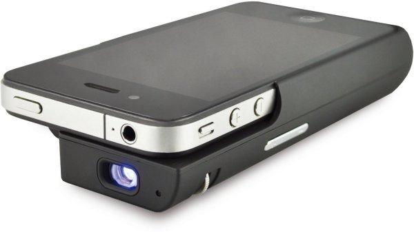 [Conrad Online] Odys PICO 2in1 Mini LED-Projector (Mini Beamer) für iPhone 4/4S und iPod 4 | VSK-frei für 49,95€