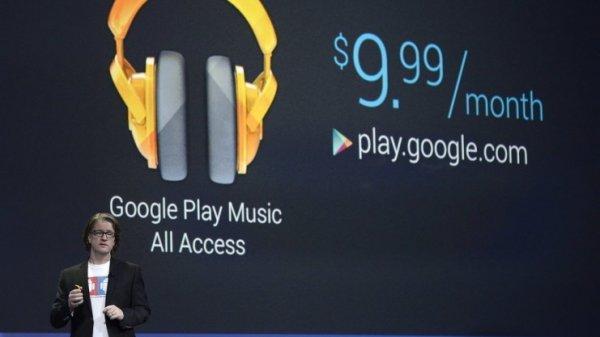 """Google Play Music """"All Inclusive"""" in Deutschland gestartet // Rabatt für Frühanmelder"""