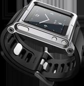 LunaTik Armbanduhr für iPod Nano 6Gen nur 34€ statt 79€