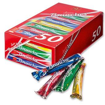"""Schokolade ohne Ende zum Nikolaus - """"Frey Branches"""" 50 Schokoladenriegel à 27g für 8,70€ (+ 4,95€ Versand)"""