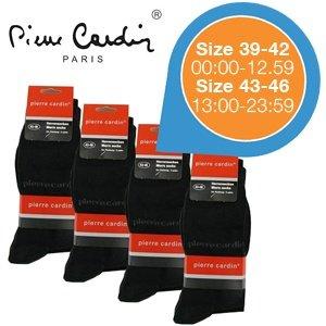 Pierre Cardin Business Socken - 15 Paar schwarze Socken, 16,95+ VK 5,95