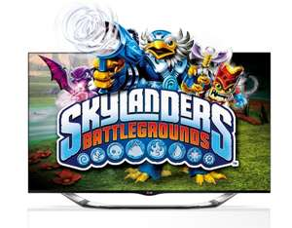 LG 42LA6918 mit Skylanders Battlegrounds (LG Smart TV Starter Pack) für 569€ (statt 749€) @Amazon