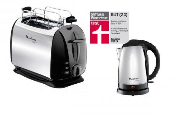 Moulinex Subito Wasserkocher + Toaster 30€ inkl. Versand IDEALO ab ca. 60€