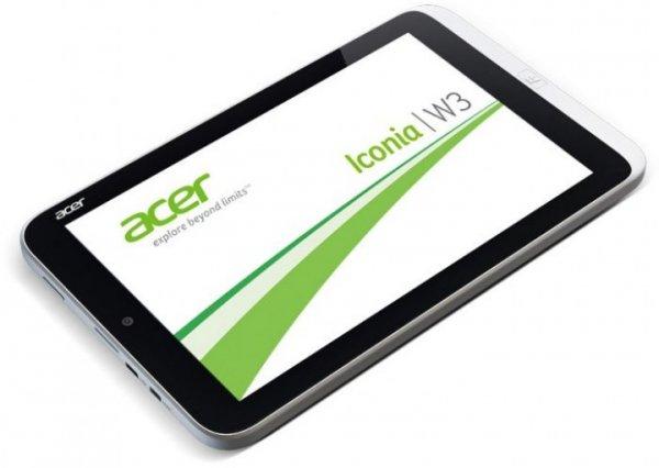 "[comtech] Acer Iconia Tab W3-810 8.1"" 32GB WiFi Tablet PC weiss + 50€ Innovation Bonus"