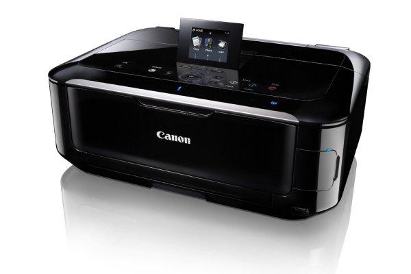 Canon PIXMA MG5350 + Kabel + 5 Patronen für 69,99€