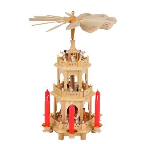 Weihnachtspyramide 45 cm bei Thomas Philipps für 9,98 Euro