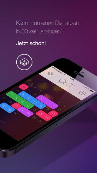 Schichtwechsel iOS-App kostenlos statt 0,89 Euro