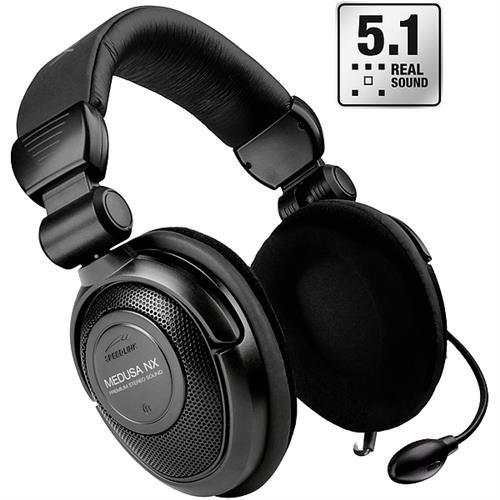 Speed-Link Medusa NX 5.1 Headset aktuell für 43,99 EUR