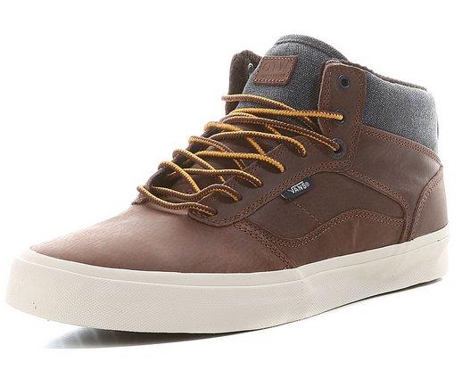 VANS BEDFORD Herren Sneaker High braun mit 35% Gutschein [@mypsortworld] *ausverkauft*