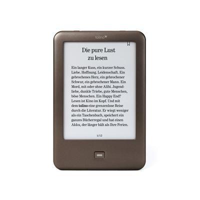 Wieder Ebay Basket Wochenende von Telbay : Thalia E-Book-Reader Tolino Shine NEU & OVP