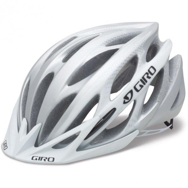 Giro Athlon matt white Allroundhelm