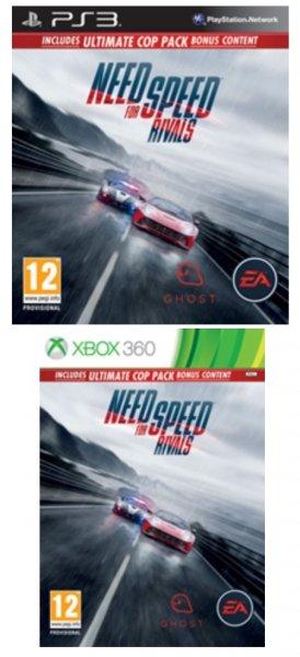 Need for Speed Rivals Limited Edition (PS3/X360) für 25,77 € inkl. Versand & deutscher Sprachausgabe
