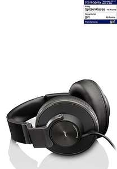 AKG K 550/K550 schwarz On-Ear-HiFi-Kopfhörer € 115,90 inkl. Versand @ brands4friends.de