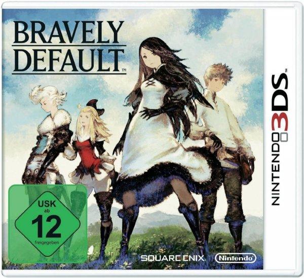 Nintendo Bravely Default Nintendo® 3DS @SMDV