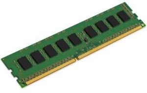 Kingston ValueRAM Arbeitsspeicher - 8 GB - DDR3 SDRAM - 1333 MHz DDR3-1333/PC3-10667 - ECC - Registriert - CL9 - 240-polig - DIMM