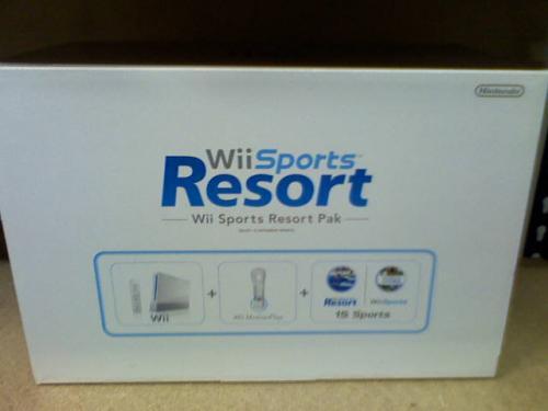 Wii für 129€.. Im Toom in Heppenheim mit Wii Sports + Wii Sports Resort + so movation Drücker oder so..