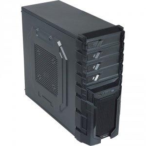 JPower Caesar PC-Gehäuse mit Front USB3.0 @rakuten.de für 21,80€ inkl. VSK