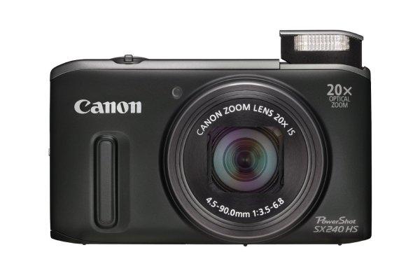 Canon Powershot SX240 HS für 159,16 € @Amazon.co.uk